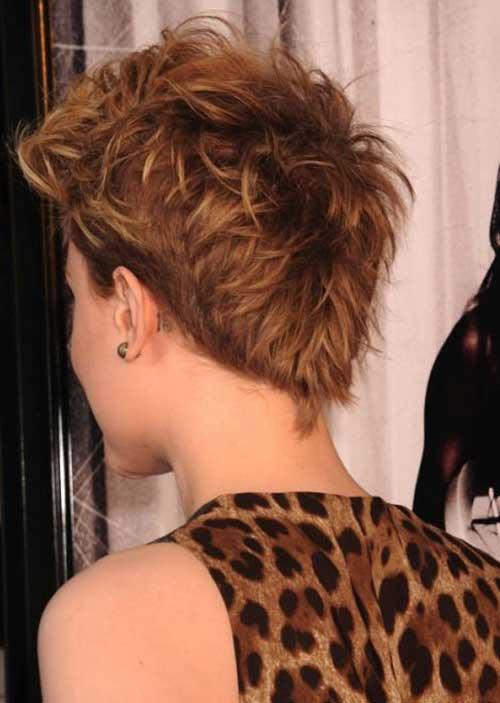 Pixie Haircut Voltar Ver-10