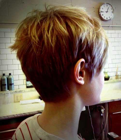 Pixie Haircut Voltar Ver-13