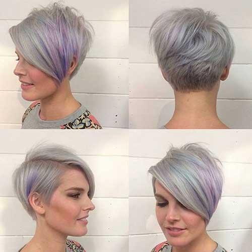 Formas bonito de estilo de cabelo curto-16