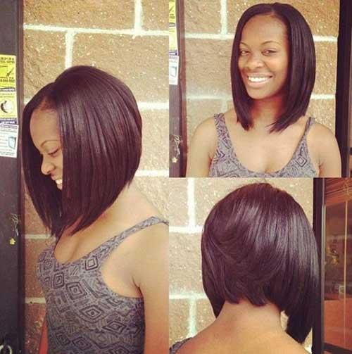 Bob penteados para mulheres negras-17