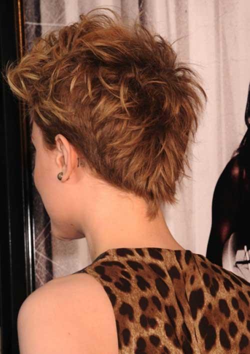 Pixie Haircut Voltar Ver-18