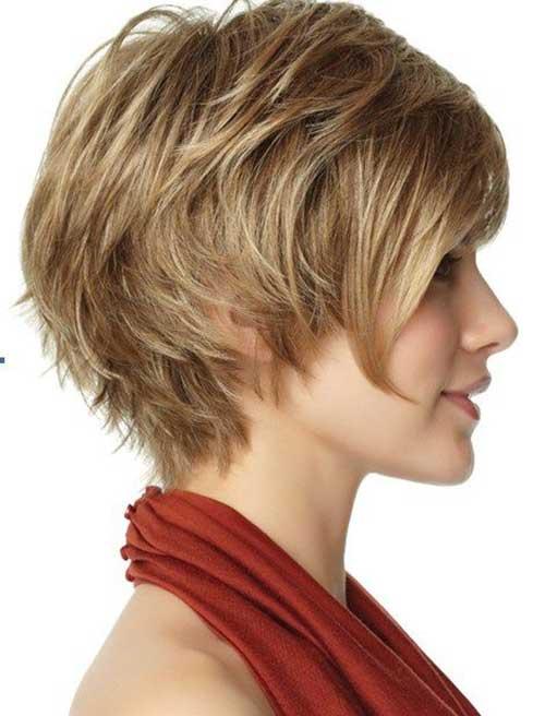 cortes de cabelo curto para as Mulheres 2016-17