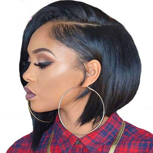 Bob penteados para mulheres negras-18