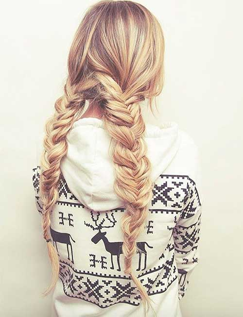 estilos de cabelo longo -54
