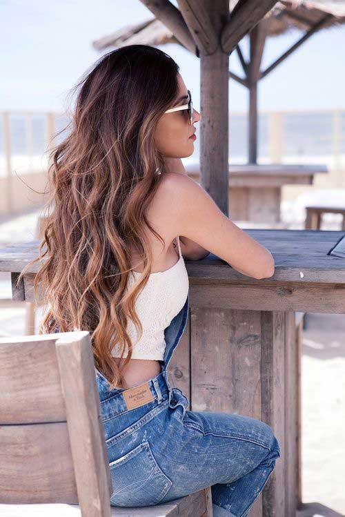 Luz cabelo encaracolado-7
