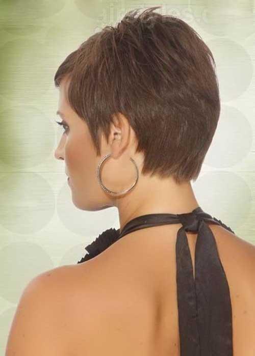 Pixie Haircut Voltar Ver-7