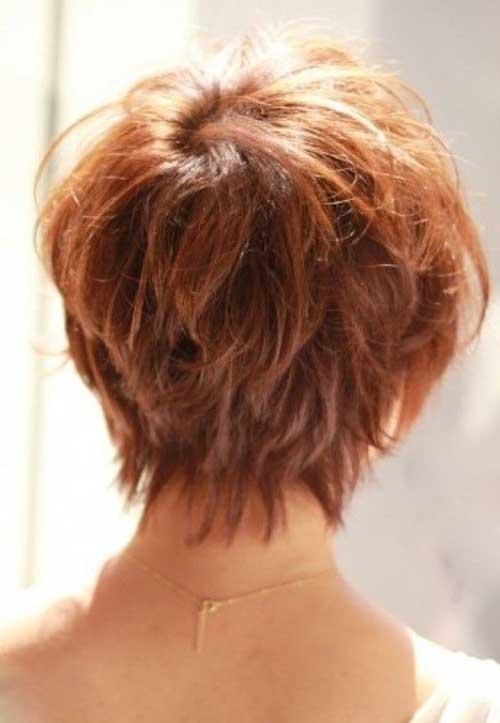 Pixie Haircut Back View-8
