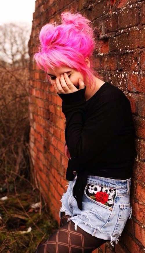 20+ Punk Rock Penteados Para Cabelos Longos