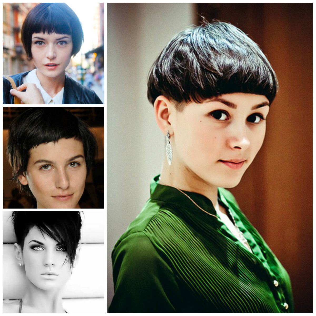 Coolest-Short-Hairstyles-with-Shorter-Bangs