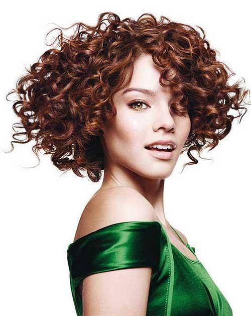 Cabelo Curly 20+ curto com franja