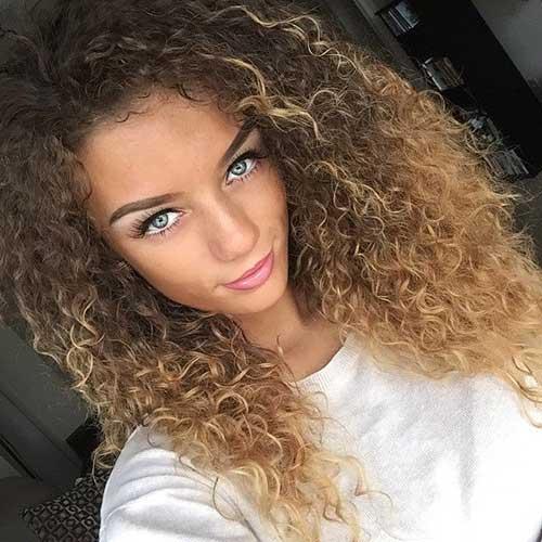 Cabelo 25+ Luz Curly