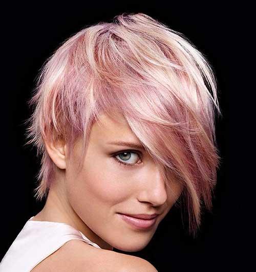 rosa Pixie Cut