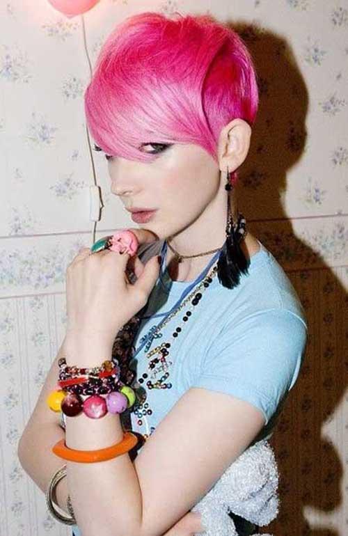 rosa Pixie Haircut