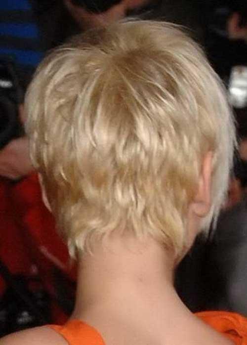 Hair Pixie Voltar View