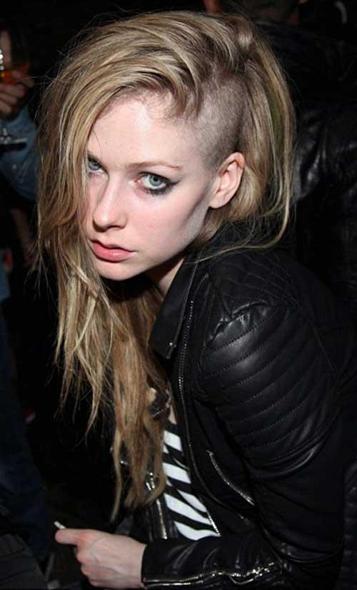 20 Punk Rock Penteados Para Cabelos Longos Bom Penteados