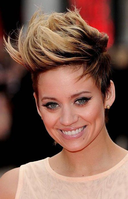 Pé Penteados das Mulheres para 2016