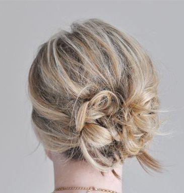 2016 Penteados Formais para Senhoras