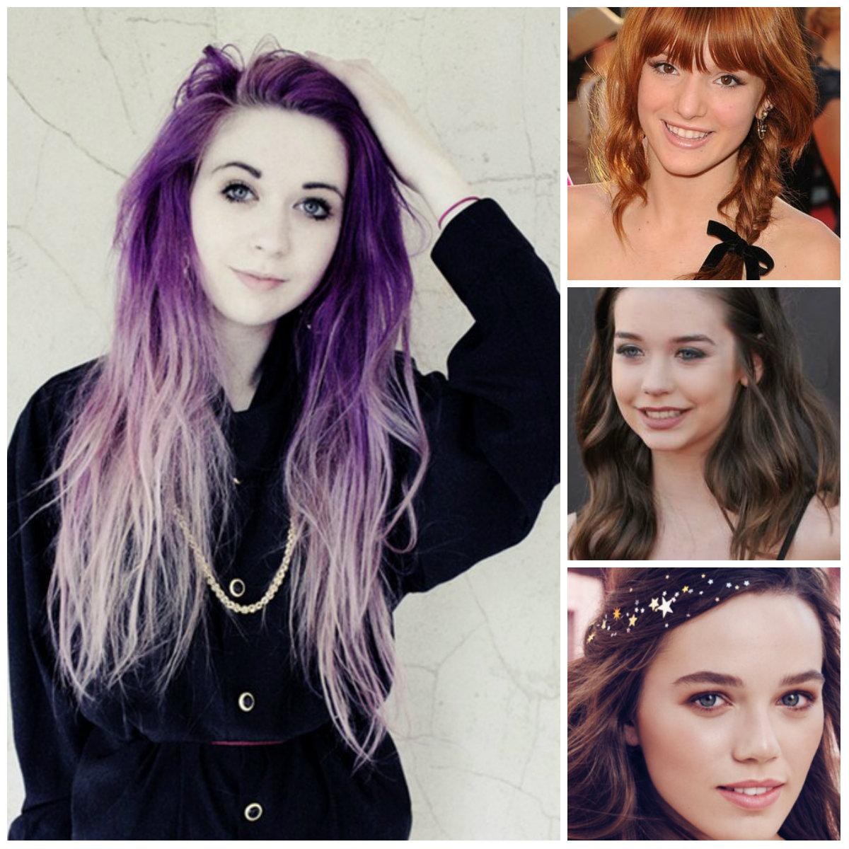 penteados adolescente para 2016