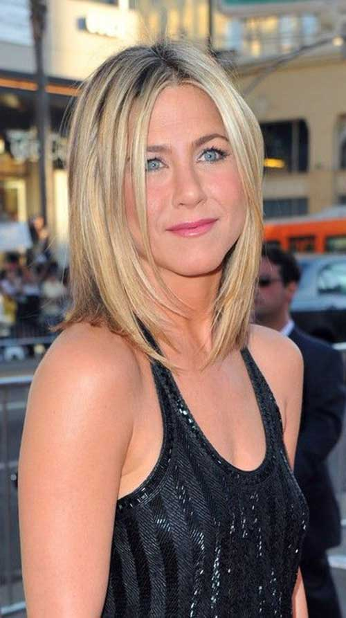 Jennifer Aniston longo Bob-10