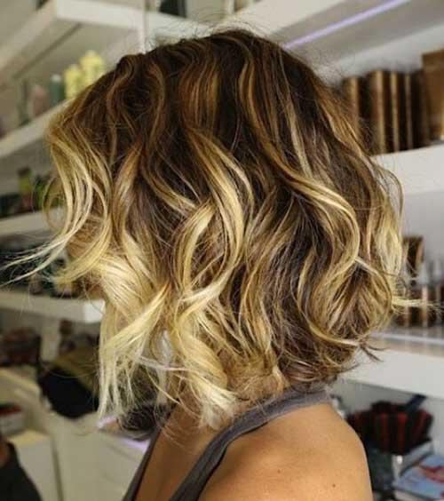 último curta Cortes de cabelo -10