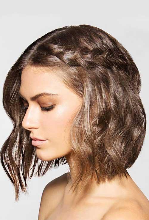 Penteados para meninas com cabelo curto-10