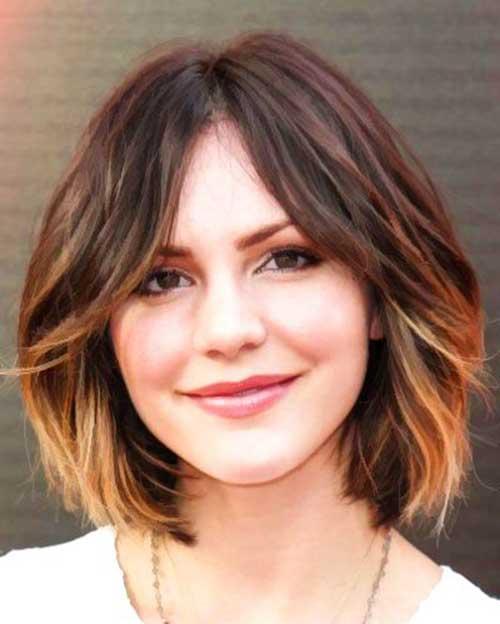 Curtas penteados para cabelo fino-10