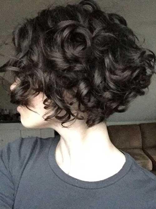 Short Curly penteados-11