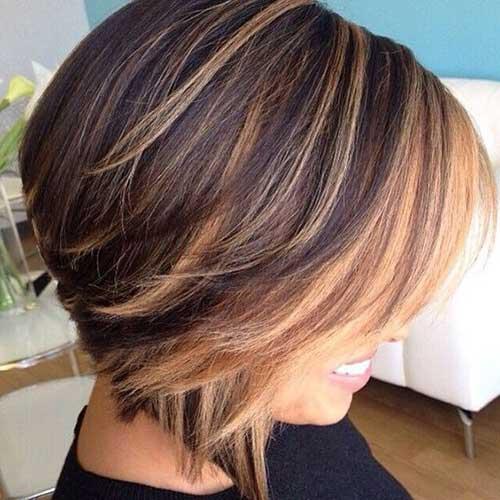 20 lindo Penteados para meninas com o cabelo curto