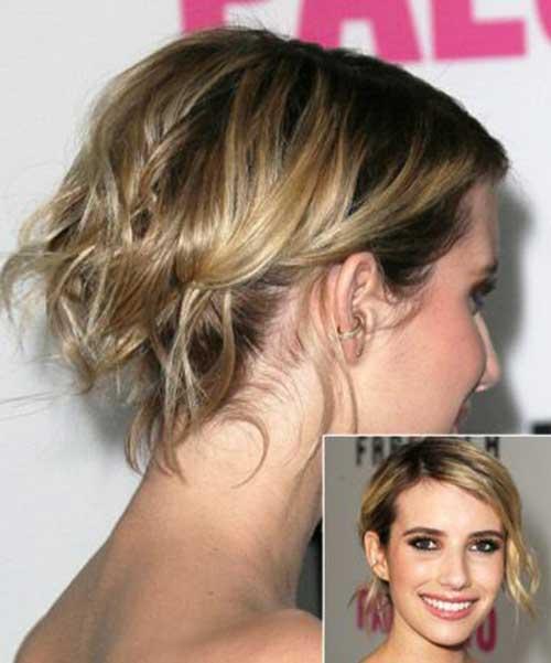 Penteados para meninas com cabelo curto-13