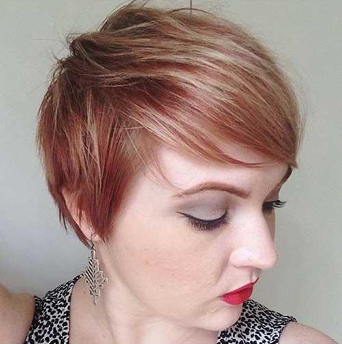 Curtas penteados para cabelo fino-13