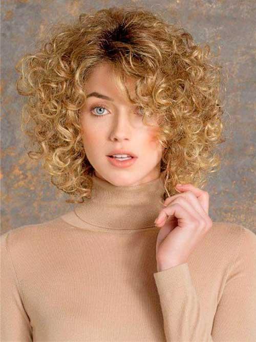 Short Curly penteados-14