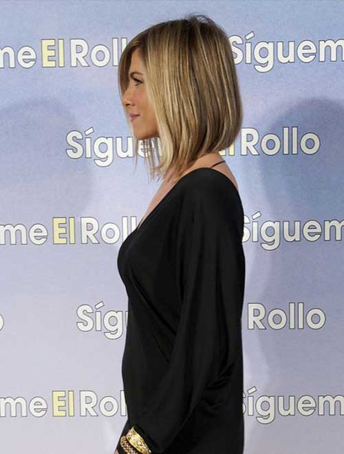 Jennifer Aniston longo Bob-15