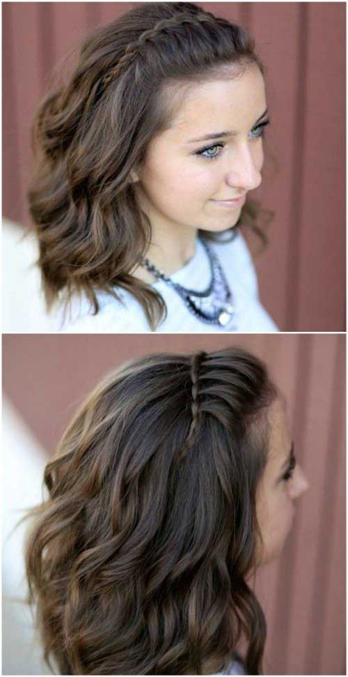 trançado penteados para cabelo curto-15