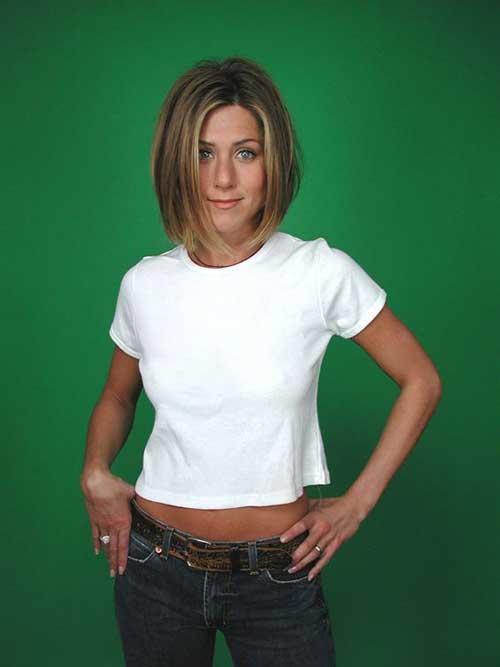 20 Jennifer Aniston longo Bob