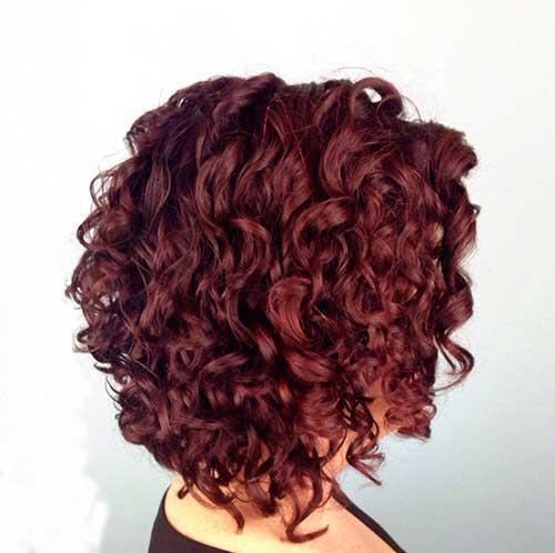 Short Curly penteados-20