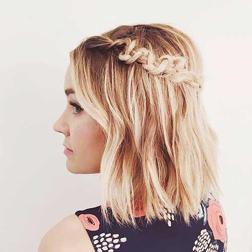 Penteados para meninas com cabelo curto-20