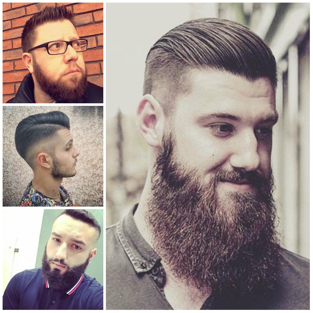 2016 Mens penteados para Haircut Crew