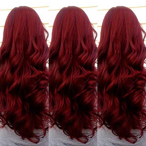 22.Red-Long-Hairstyle