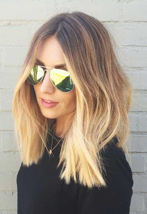27.Medium-Long-Hair-Style