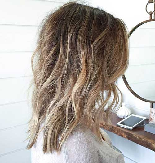 29.Medium-Long-Hair-Style