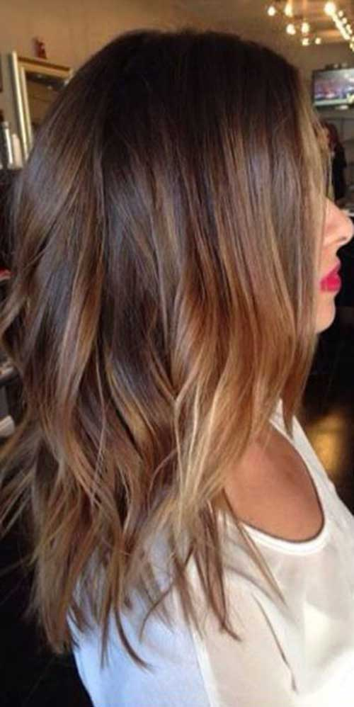 37.Medium-Long-Hair-Style