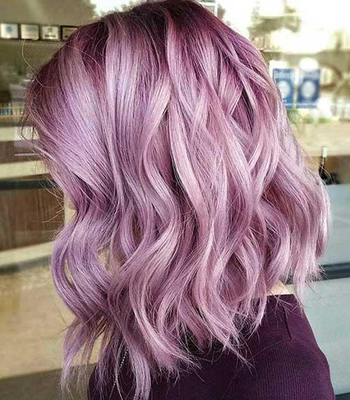 6.Medium-Long-Hair-Style