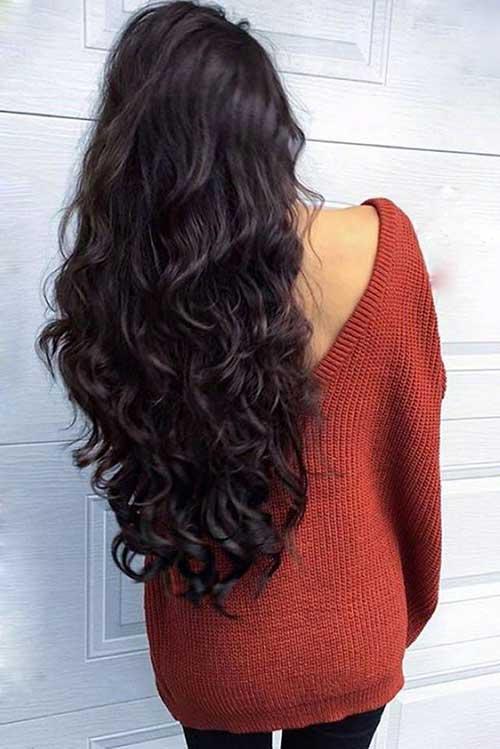 Hair Ideas cor para escuros Cabelos-7