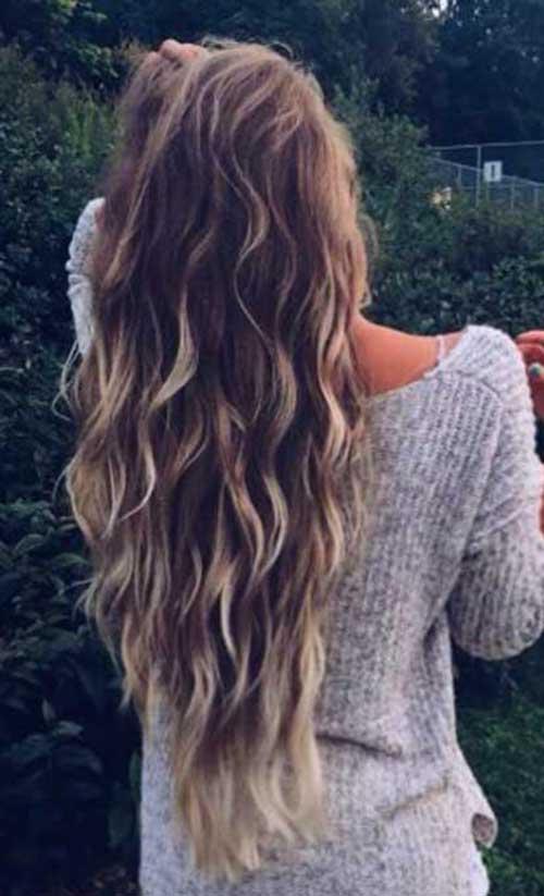 melhor penteado para cabelo ondulado-7