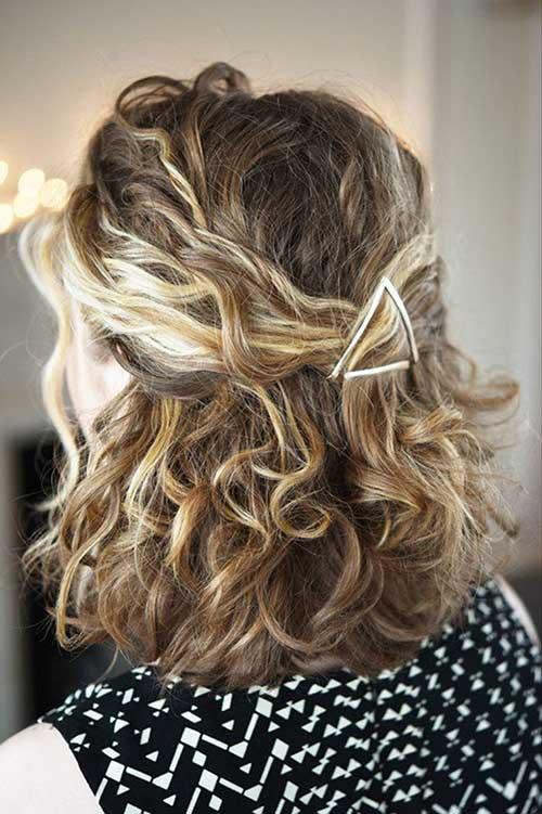 Penteados para meninas com o cabelo curto