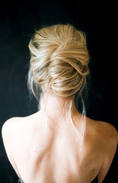 Imperfeitos Sujo penteados para todos os comprimentos