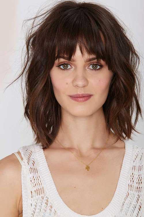 penteados curtos do Fina Fine Hair
