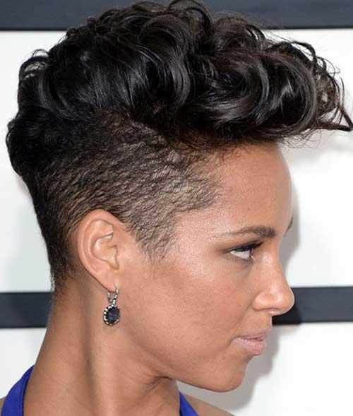 25 Novos estilos de cabelo curto para mulheres negras