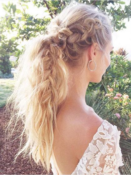 Ideias bonitos do Longo-cabelo
