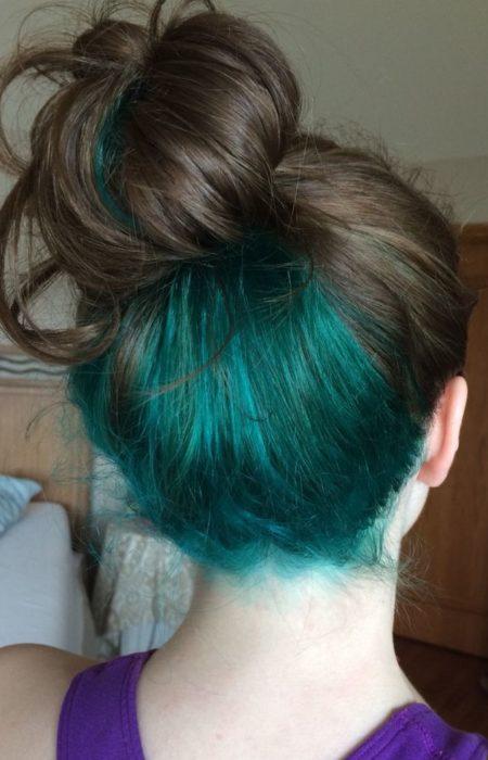 As melhores maneiras de balançar cabelo verde em 2017